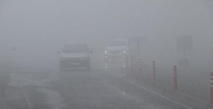 Batı Karadeniz'de yoğun sis etkili oluyor