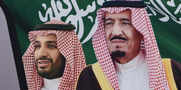 Batı'nın güdümündeki Suudi Arabistan'dan çarşaf kararı