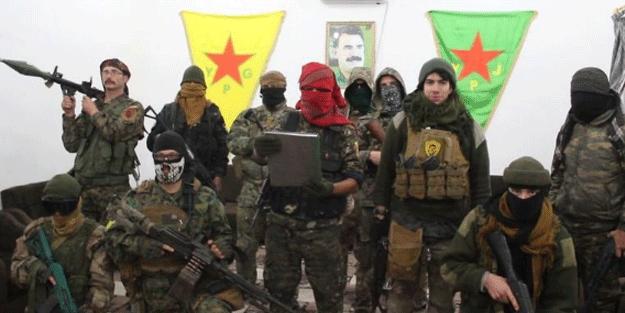 'Batı'nın kiralık teröristleri YPG'ye yardıma koştu!