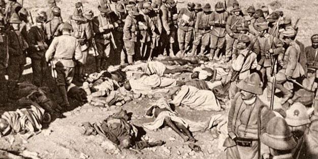 Batı'nın soykırım geçmişi hayli kabarık!