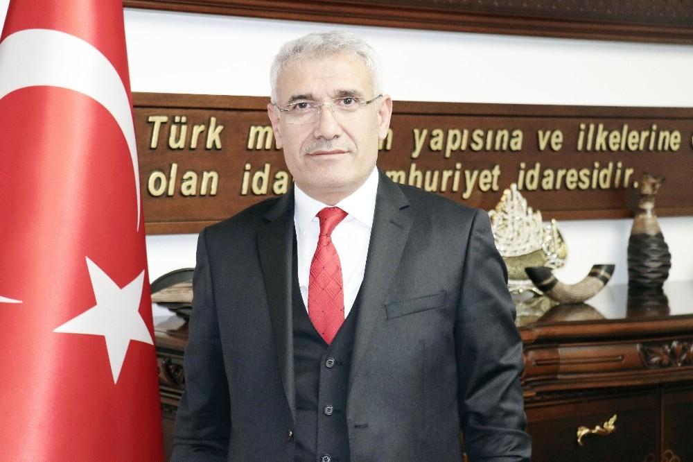 Battalgazi Başkanı Güder, bir yılını değerlendirdi