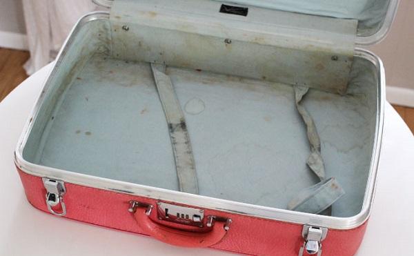 Bavullardaki lekeler nasıl çıkar?