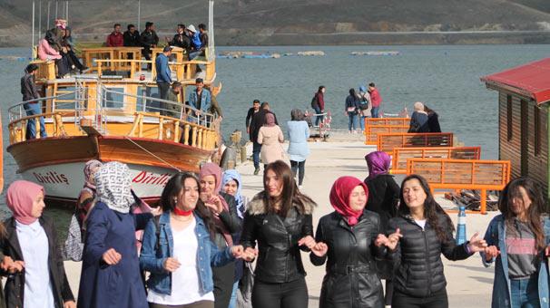 Bayburt'ta bir yılda turist patlaması yaşandı