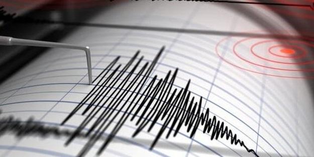 Bayburt'ta deprem