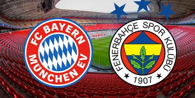 Bayern Münih Audi Cup Fenerbahçe maçı ne zaman, saat kaçta, hangi kanalda?