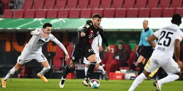 Bayern Münih deplasmanda tek golle kazandı