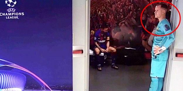 Tarihi hezimet sonrası Messi'nin ağladığı fotoğrafa olay yorum