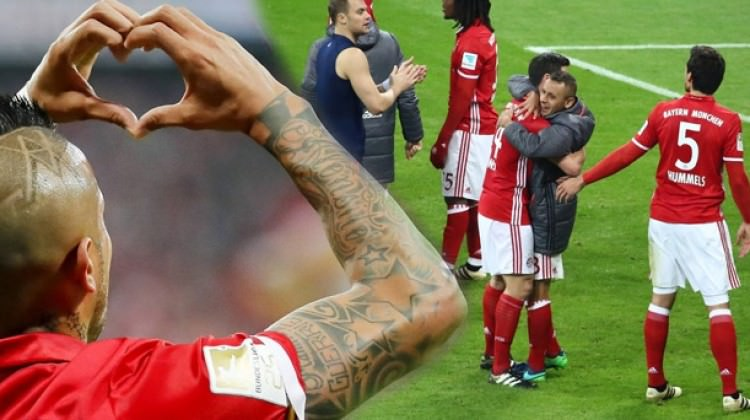 Bayern Münih kendine geldi! 2-0