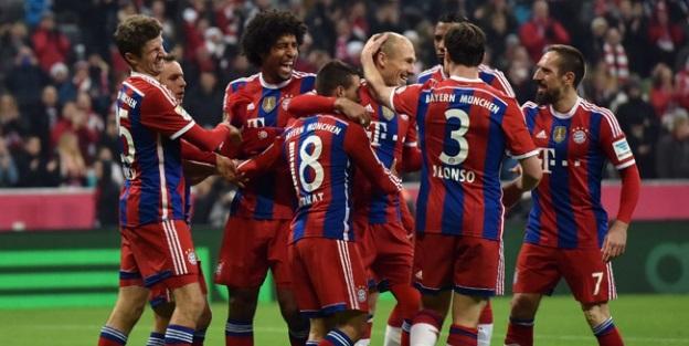 Bayern Münih, sahasında Freiburg'u 2-0 yendi