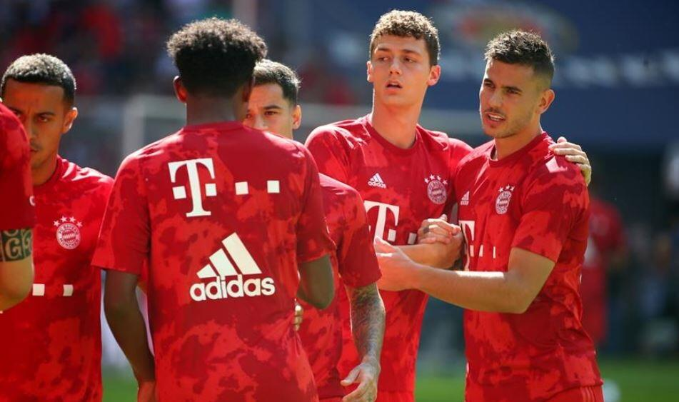 Bayern Münih, sahasında Mainz 05'i farklı geçti