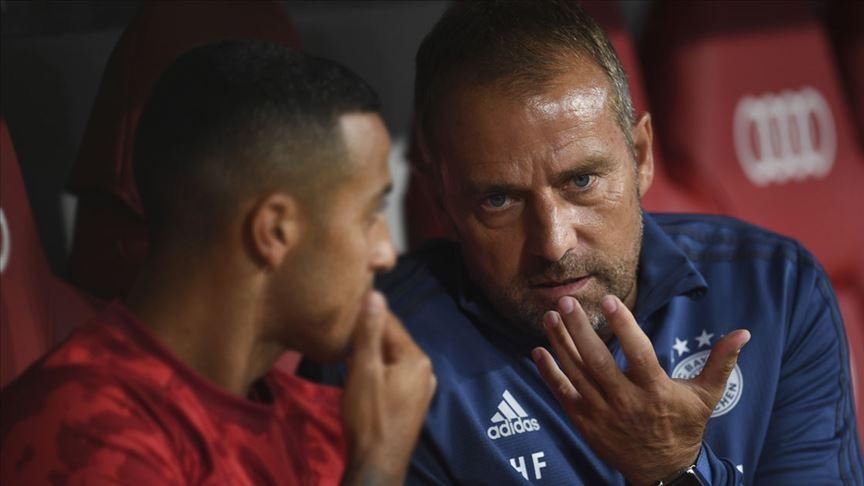 Bayern Münih sezona Hans Flick'le devam edecek