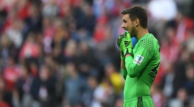 Bayern Münih zayıf noktası kalesi
