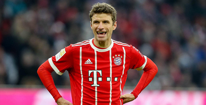 Bayern Münih'in yıldızı Müller'den Beşiktaş yorumu