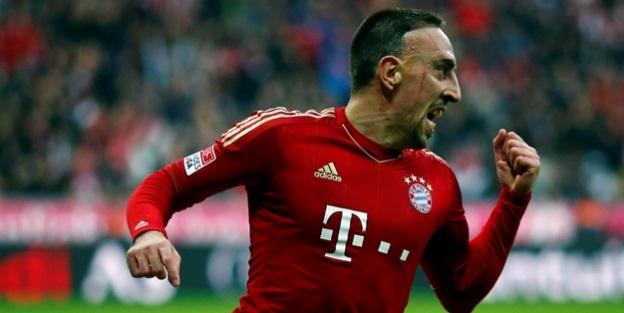 Bayern Münih'in yıldızı Ribery'den flaş transfer açıklaması