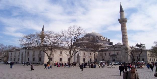 Bayezid Camii'nin kıblesindeki sır neydi?