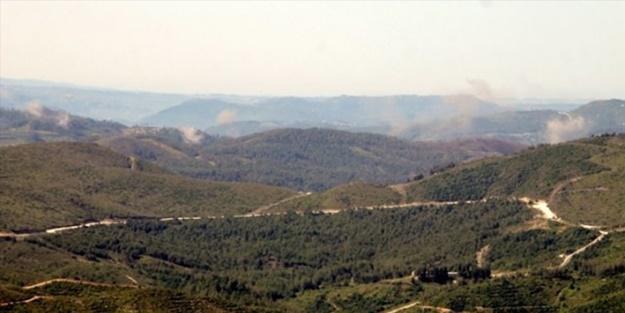Bayırbucak Türkmen bölgesine saldırı başlattılar