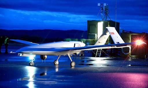 Bayraktar TB3 ilk uçuşunu 2022'de yapacak
