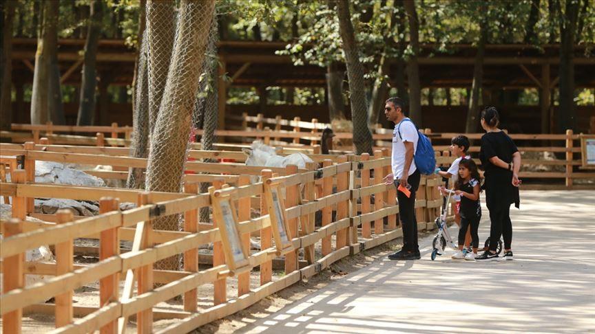 Bayram tatilinde milli park ziyaretçisi 4 milyonu aştı!