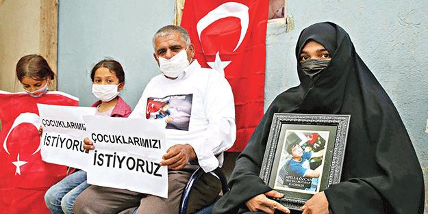 Bayrama buruk giren Diyarbakır annelerinden evlatlarına çağrı: bu bayramda da yoksun gözümüz yine yolda kaldı