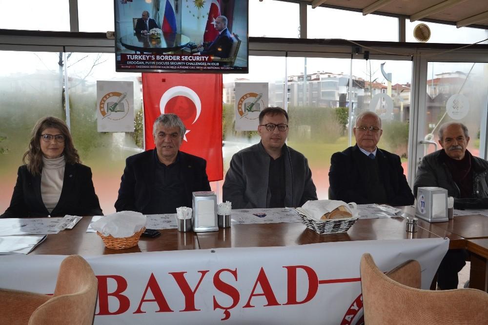 BAYŞAD'da görev değişimi
