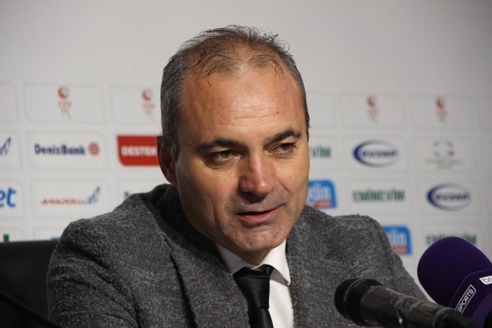 BB Erzurumspor - Fatih Karagümrükspor maçının ardından