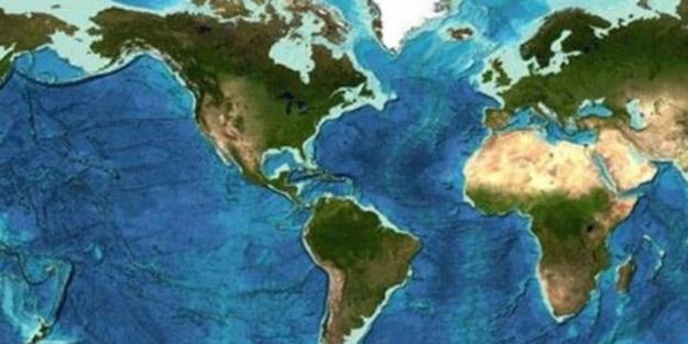 BBC beklenen haberi verdi! Dünya bu haritayı konuşuyor