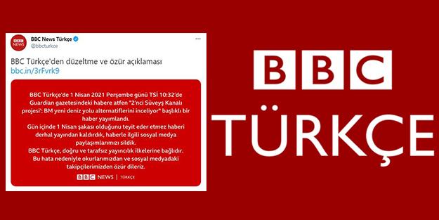 BBC 1 Nisan'da trollendi!