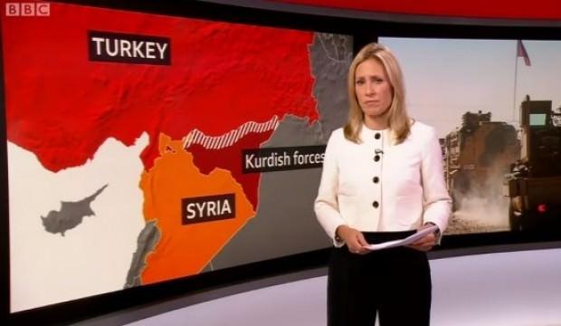 BBC yine iş başında! Harekatla ilgili skandal manipülasyon