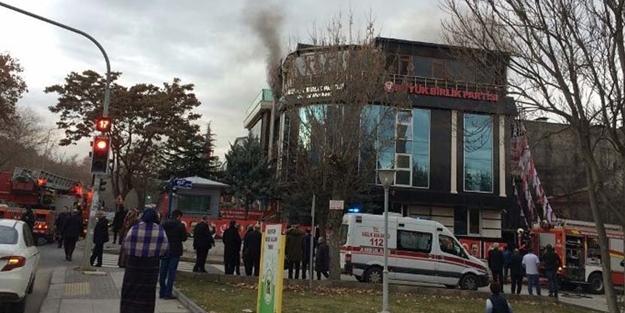 BBP binasındaki patlamayla ilgili sıcak gelişme