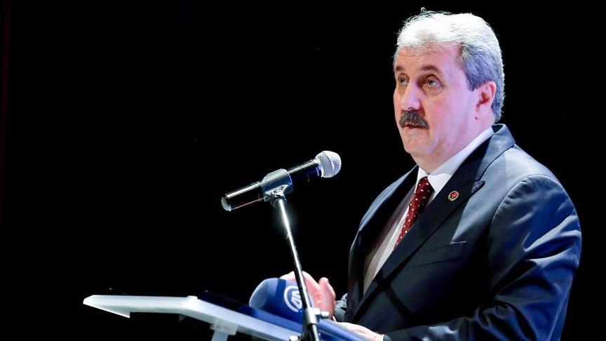 BBP Genel Başkanı Mustafa Destici: Türkiye daha fazla askeri ve ekonomik güce sahip olmalıdır
