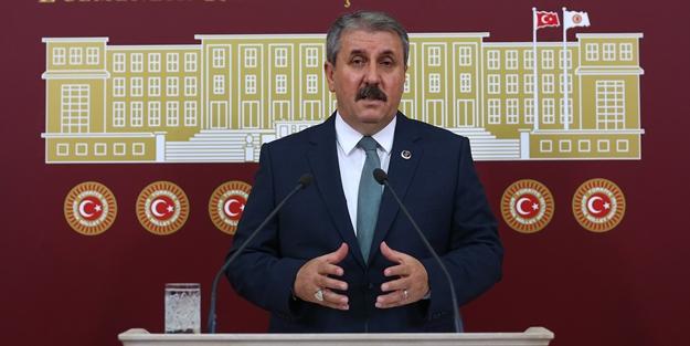 Mustafa Destici'den dikkat çeken açıklama: Bu bir savaş