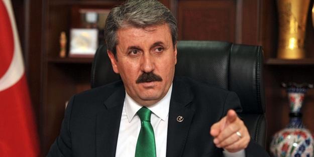 BBP Lideri Destici'den Canan Kaftancıoğlu'na sert tepki