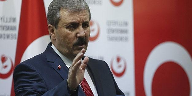 BBP lideri Destici, gündemi meşgul eden konuyu böyle değerlendirdi: Türkiye'de o dönem kapandı