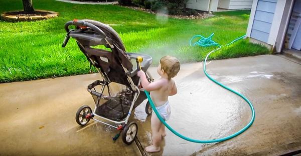 Bebek arabası hijyeni nasıl sağlanır?