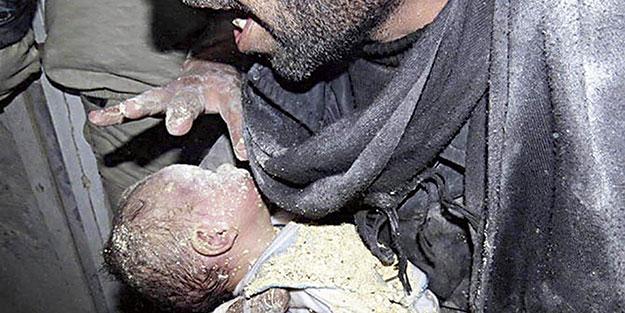 Bebekler ölüyor dünya izliyor!