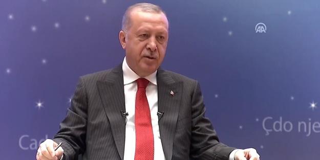 Beğendiği liderler soruldu! Erdoğan tek onun ismini verdi