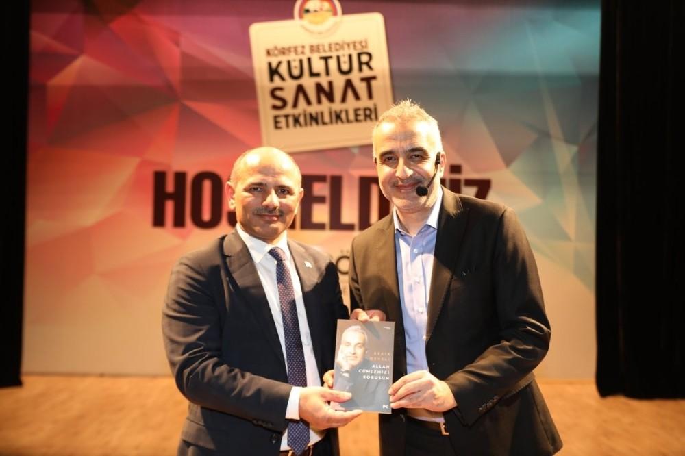 Bekir Develi'den 'Hikayelerle Anadolu İrfanı'
