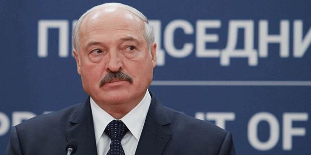 Belarus sınırlarını kapadı