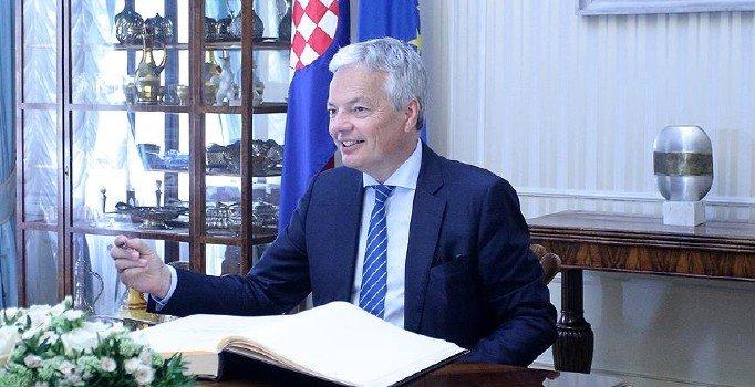 Belçika Dışişleri Bakanı Reynders'a 'kara para' soruşturması