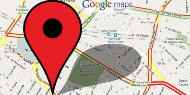 Askeri alanları gösteren Google'a dava açıldı!