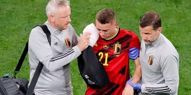Belçika'ya turnuvada büyük şok