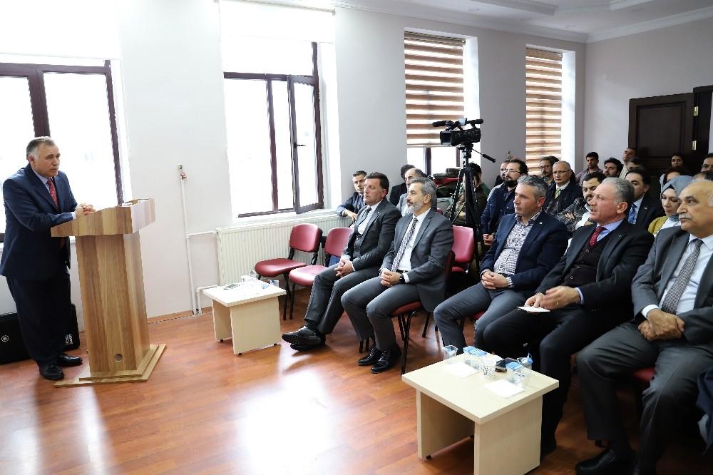 Belediye Başkanları ARÜ Tarama Toplantısında buluştu