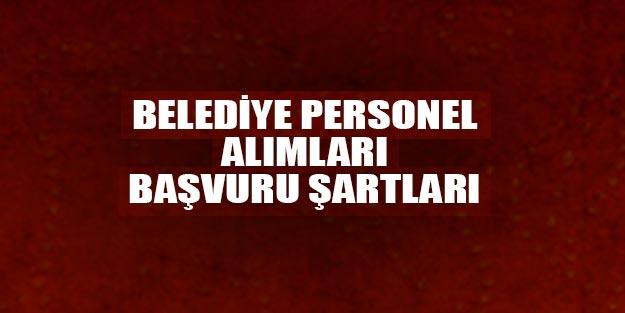 Belediye personel alımı belediye personel alımı İŞKUR iş ilanları