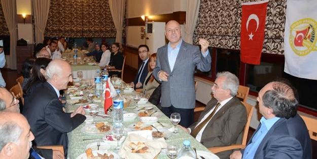 Belediyecilikte bir marka: Mehmet Sekmen