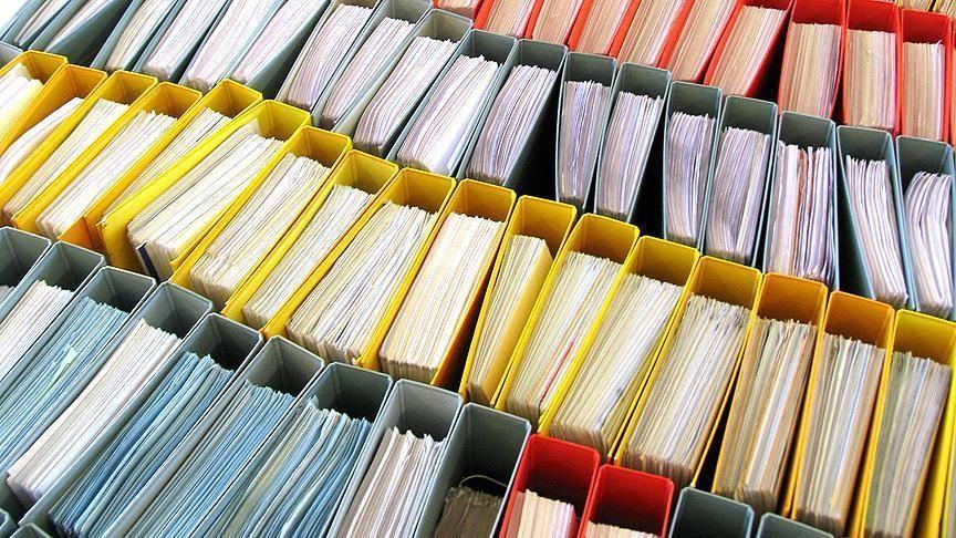 Belgeler 'Devlet Arşiv Veri Merkezi'nde saklanacak