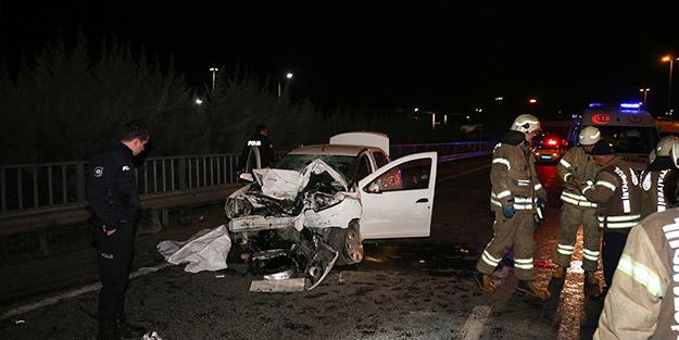 Benzini bittiği için aracını yol kenarına çekmişti! İstanbul'da feci ölüm