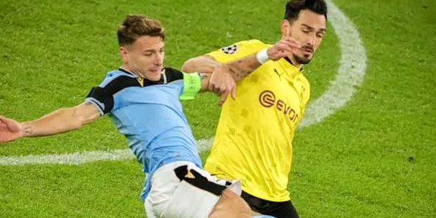 Beraberlik Dortmund'a tur atlattı