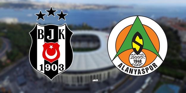 Beşiktaş Alanyaspor maçı kaç kaç bitti? Beşiktaş Alanyaspor maç sonucu | Süper Lig 7. hafta