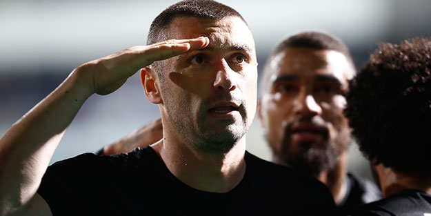 Beşiktaş, Alanyaspor'u golcüsüyle geçti