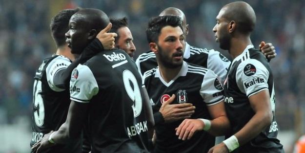 Beşiktaş, Arena'da kabustan uyandı